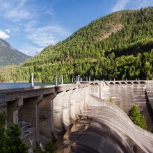 Diablo Lake, North Cascades